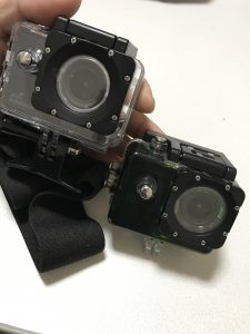 アクションカメラ3