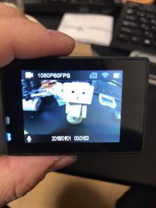 アクションカメラ画質