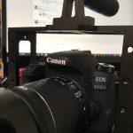 Canon一眼レフカメラ9000D(о´∀`о)