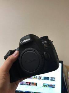 一眼レフカメラ6dmark2